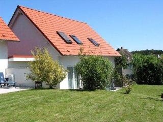 See-Garten: Schönes Ferienhaus bei den Kaiserbädern Haus 4