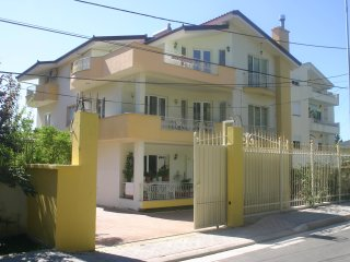 Tirana top floor of villa with a great forest view