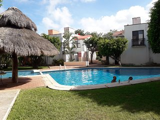 Beautiful vacation Home in Downtown Cancun..Walking distance to everything