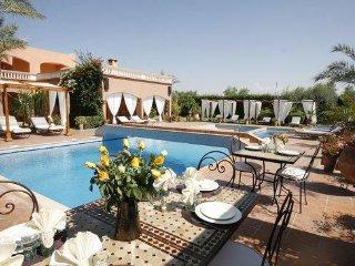 Villa Dominique Marrakech