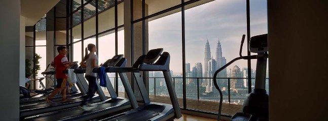 Sky Gym at the Sky Club Level 33A
