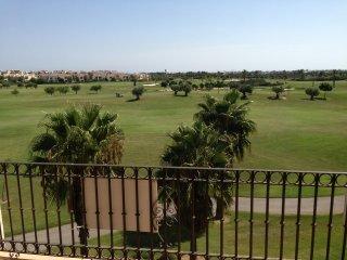 Luxury Golf Front Line Apartment With Solarium. 3 Bedrooms