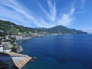 Appartement avec terrasse vue mer a Ravello