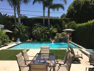PRIME LOCATION NORTH OF WILSHIRE. RESORT LIVING CLOSE TO BEACH HOUSE WITH POOL