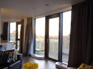 Double Luxury Ensuite Bedroom in Penthouse apartment