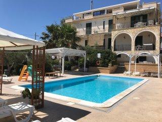 Appartamento Ocra 1. Posti 5 + 2. Villa Ceni Triscina di Selinunte sul mare