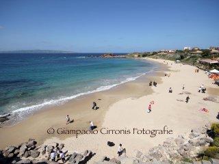 elegante bilocale panoramico - fronte mare