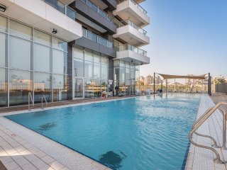 Luxury Apartment with Pool,Gym and Sea View NJ