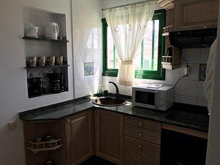 Estupendo apartamento en un lugar ideal para relajarse .