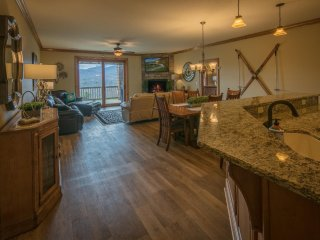 Vacation rental offering luxury, central location and SPECTACULAR views 1A