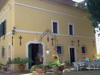 Villa Gabriella B&B nel silenzio della campagna umbra con un panorama mozzafiato