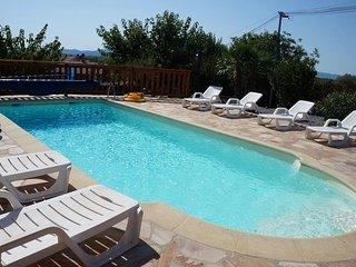 Loue gite tout confort avec piscine