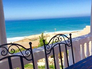 VIlla Jardin de l'Ocean, douceur oceane, d'Agadir a Taghazout