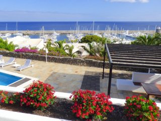 Ocean views with privated heated pool and spa in Puerto Calero