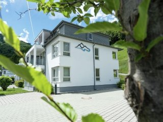 Apartment 116 m from the center of Kaprun with Internet, Balcony, Washing