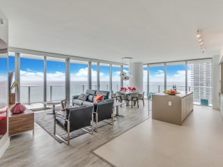 SAVE $150 (cleaning fee incl.) Brand New Ocean Front Condo