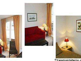 Simon le Franc One Bedroom - ID# 72