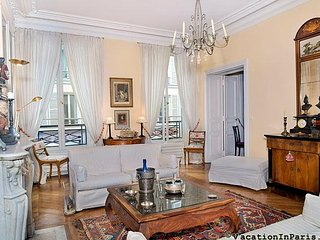 Refined Champs Elysees Two Bedroom Luxury - ID# 352