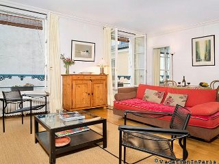 Cozy Montparnasse One Bedroom - ID# 345