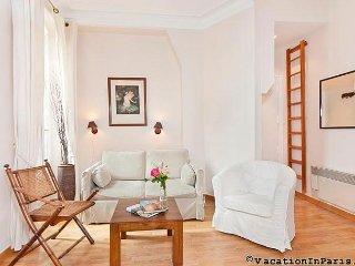 dOrsay-St. Germain One Bedroom - ID# 256