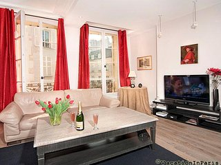 Splendid Heart of St. Germain Luxury One Bedroom - ID# 235