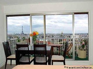 Eiffel Tower Lookout Studio - ID# 154