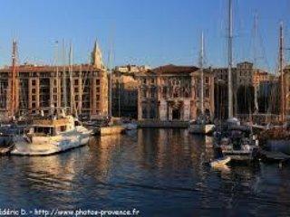 Appartement  R de C souplex Marseille Le Panier Vieux Port
