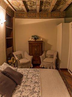 Soffitti camera da letto