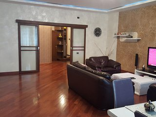 Spacious 2-Bedroom, Full Furnished Apartment near the Biggest Mall of the City