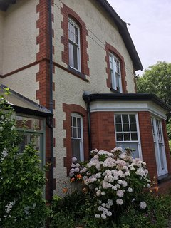 New listing! Three bedroom period property with sun room and private garden