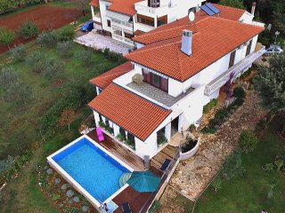 Unique Villa with private pool and see view
