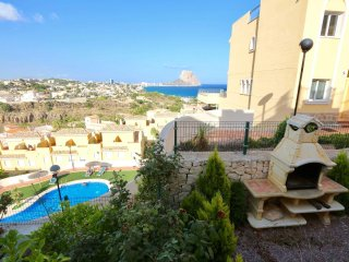 Bungalow Montesol in Calpe.