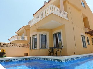 Detatched Villa in beautiful location in Bolnuevo, Mazarron, Murcia