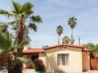 Private and Intimate Two Home Hacienda Near Downtown!