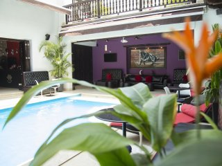 Amazing 5 bedroom Mansion in Getsemani Cartagena