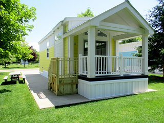 1 Bedroom with  Loft Park Model in Petoskey RV Resort