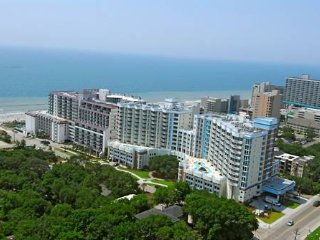 Myrtle Beach, Horizons at 77th, On The Ocean! 7/1-6 ~Beautiful Place!