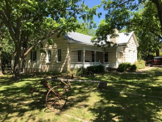 Landmark historic German and home on 5 acres in town