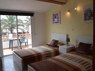 apartment in avenida grandes playas in corralejo