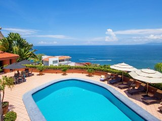 6 BR Gorgeous villas in Amapas location in Puerto Vallarta