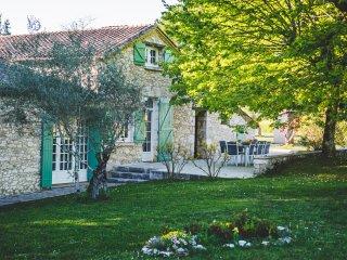 Gite de la truffiere,Bergerac,Issigeac, Monsaguel Piscine chauffee,Jacuzzi