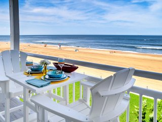 NEW! Virginia Beach Oceanfront Studio w/Serene Views