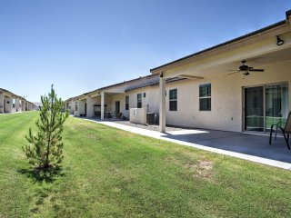 NEW! 2BR Mesa Townhome w/ Patio & Amenity Access!