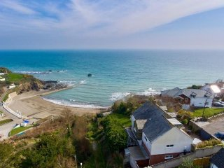2 Bed Seaview Villa Millendreath, Looe