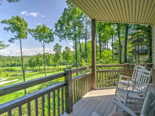 Highlands Condo w/ Porch, Mtn & Golf Course Views
