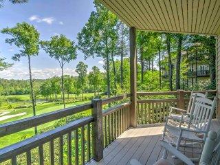 NEW! 3BR Highlands Condo w/Mtn & Golf Course Views