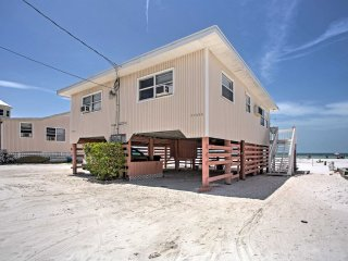 NEW! 1BR Ft Myers Beach Villa Right On The Sand!