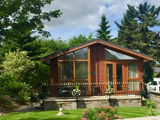 Otter Lodge.  Auchterarder - Luxury accommodation near Gleneagles Hotel & Golf