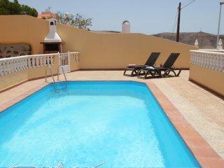 Casa Johanna con piscina