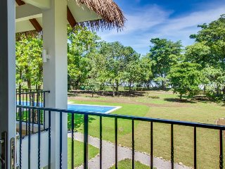 Dog-friendly, oceanfront home w/ shared pool at the famous Pavones Surf Break